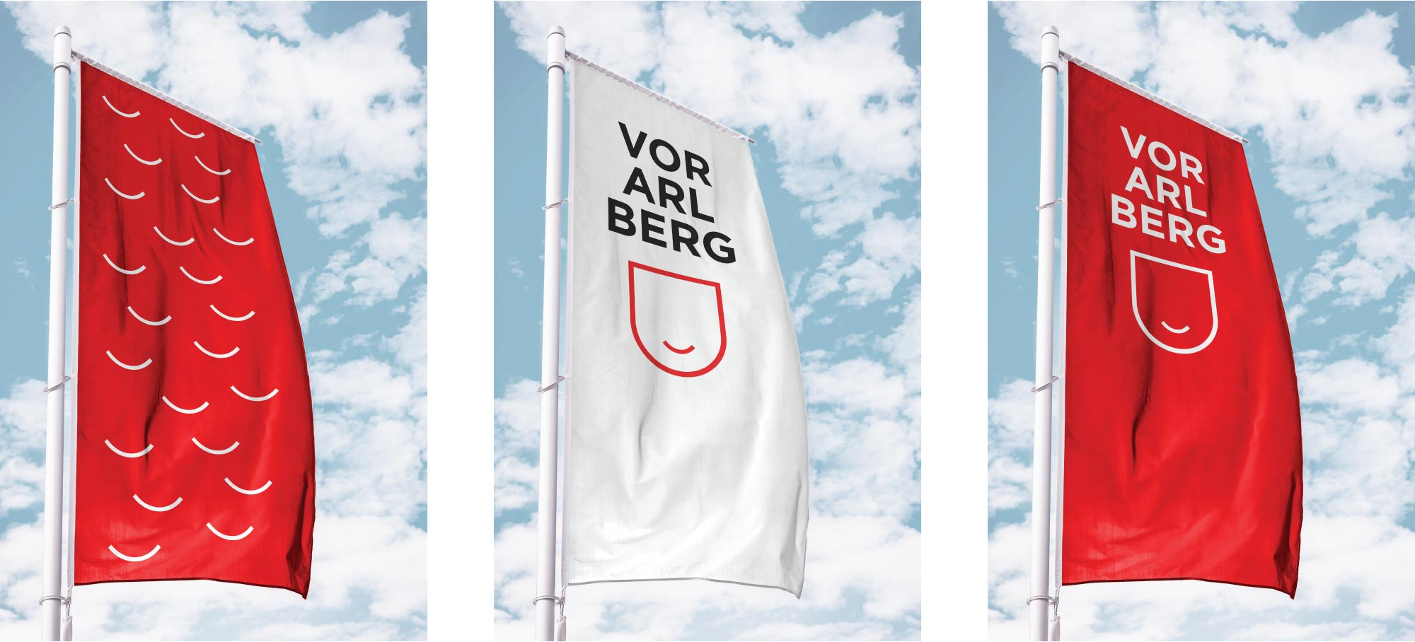 Marke Vorarlberg Flaggen