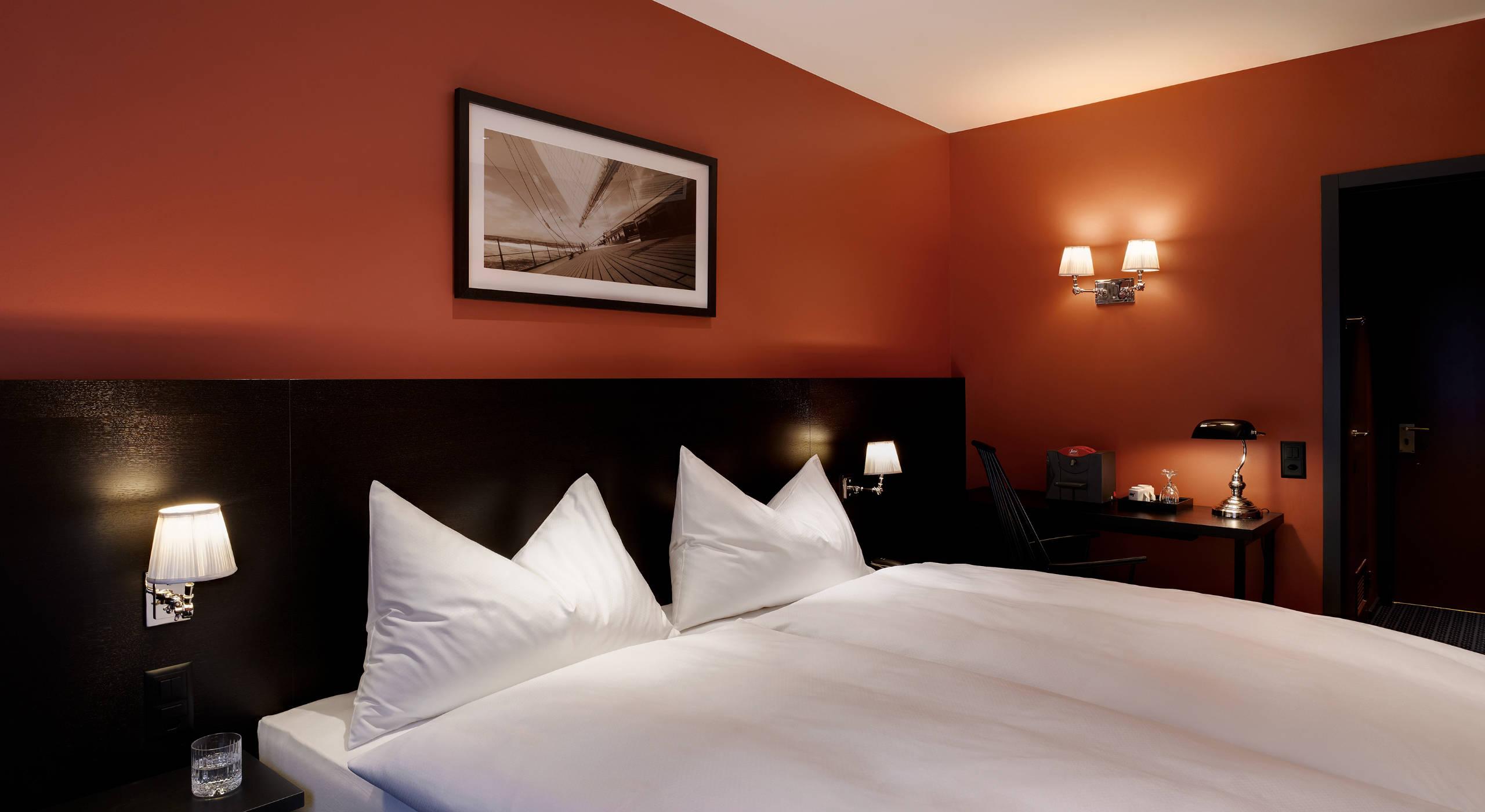 Hotel City Zürich Zimmer